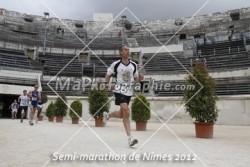 20ème semi marathon de Nîmes