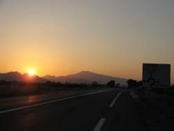 Semi du Mont Ventoux