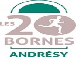 Les 10 bornes d'andrézy