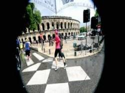 Les 10km de Nîmes