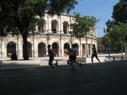 Semi marathon de Nîmes