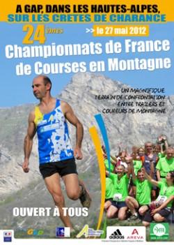 Les 24ème championnats de France de course en montagne