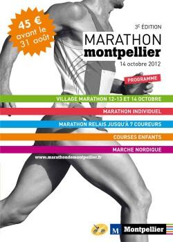 3ème marathon de Montpellier