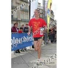 Arrivée marathon Montpelier 2012